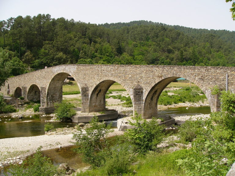 Pont St Jean du Gard