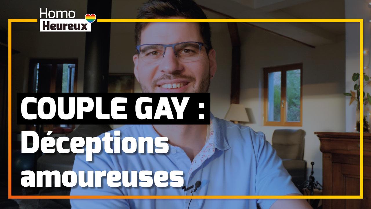 Amour Gay : Tes Déceptions amoureuses Sont Une Chance #018